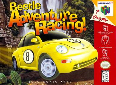 Beetle Adventure Racing!
