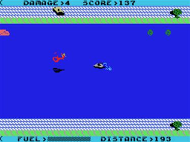 Aquattack - Screenshot - Gameplay