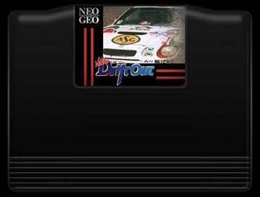 Neo Drift Out: New Technology - Cart - Front