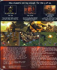 KKND2: Krossfire - Box - 3D