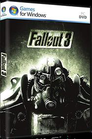Fallout 3 - Box - 3D