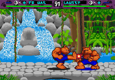 Brutal: Paws of Fury - Screenshot - Gameplay