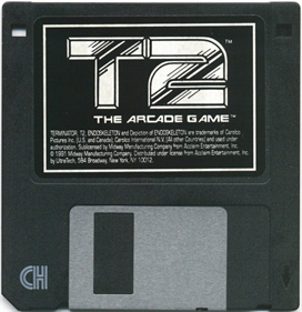 T2: The Arcade Game - Disc