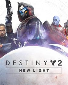Destiny 2: New Light - Box - Front
