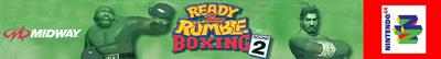 Ready 2 Rumble Boxing: Round 2 - Banner