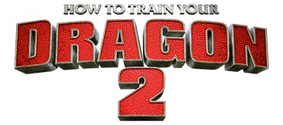 How to Train Your Dragon 2 - Clear Logo