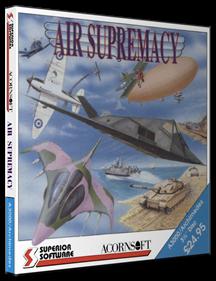 Air Supremacy - Box - 3D
