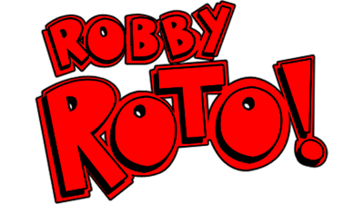 The Adventures of Robby Roto! - Clear Logo