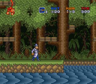Inspector Gadget - Screenshot - Gameplay