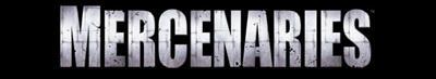 Mercenaries: Playground of Destruction - Banner