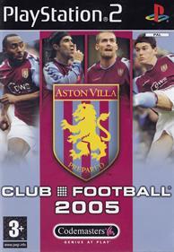 Club Football 2005: Aston Villa FC