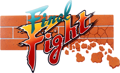 Final Fight - Clear Logo