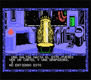 Arquímedes XXI - Screenshot - Gameplay