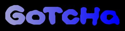 Gotcha - Clear Logo