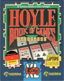 Hoyle: Official Book of Games - Volume 2: Solitaire