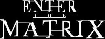 Enter the Matrix - Clear Logo