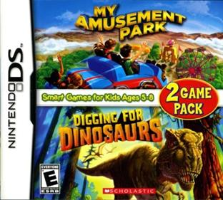 2 Game Pack: My Amusement Park + Digging for Dinosaurs