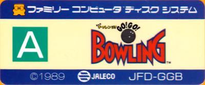Big Challenge! Go! Go! Bowling - Cart - Front