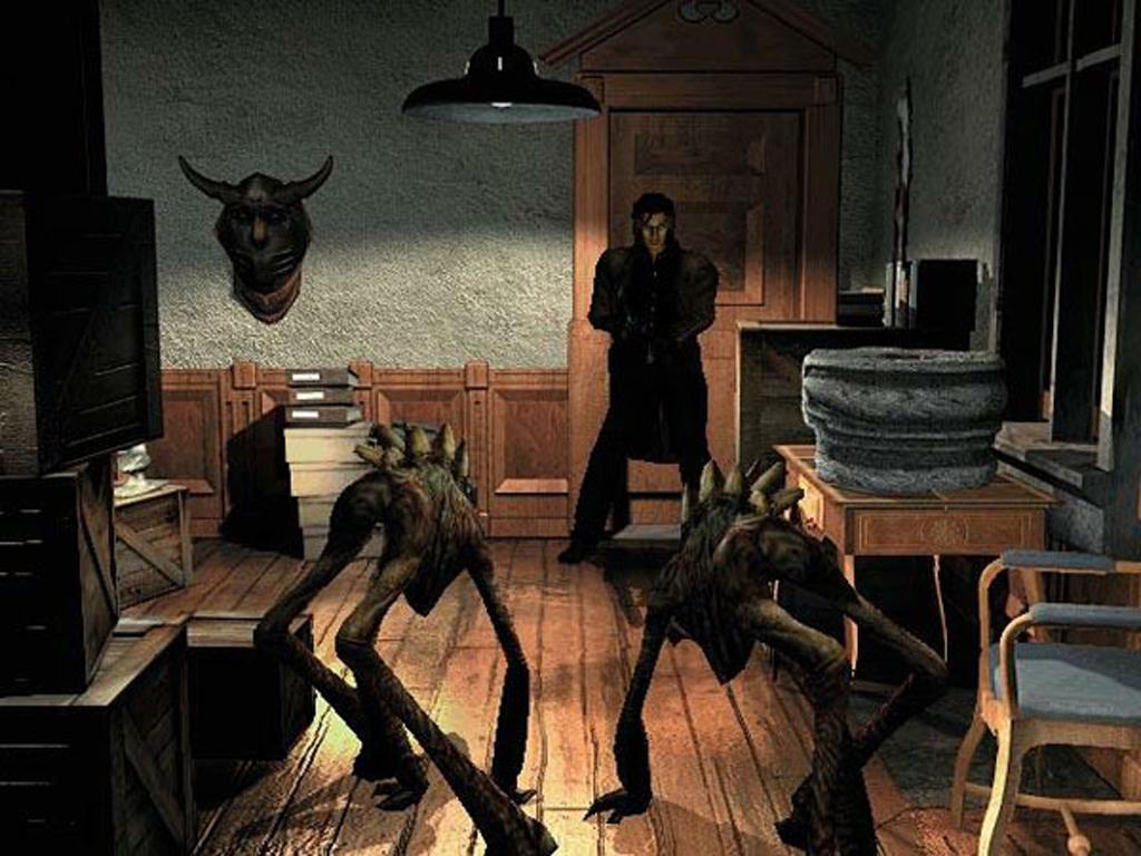 alone in the dark illumination gameplay
