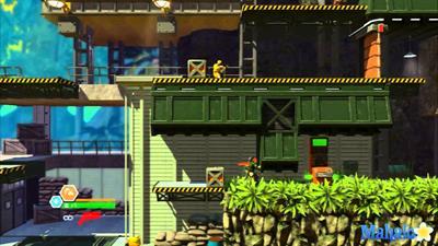 Bionic Commando: Rearmed - Screenshot - Gameplay