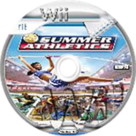 Summer Athletics: The Ultimate Challenge - Disc