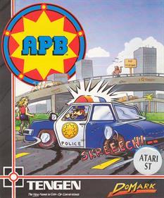APB - Box - Front
