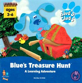Blue's Treasure Hunt