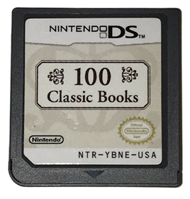 100 Classic Books - Cart - Front