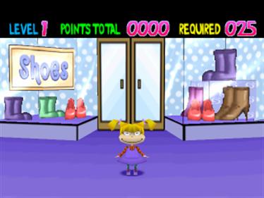 Rugrats: Totally Angelica - Screenshot - Gameplay