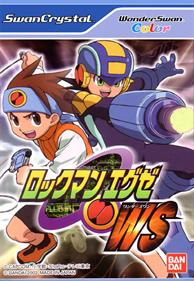Rockman EXE WS - Box - Front - Reconstructed