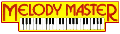 Melody Master - Clear Logo