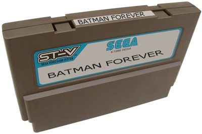 Batman Forever - Cart - Front