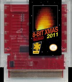 8-Bit Xmas 2011 - Cart - Front