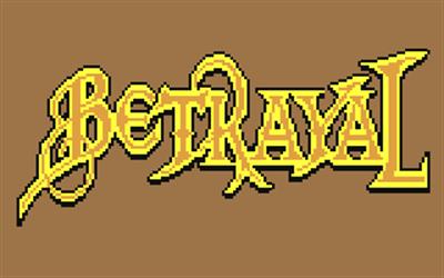 Betrayal - Screenshot - Game Title