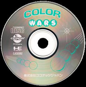 Color Wars - Disc