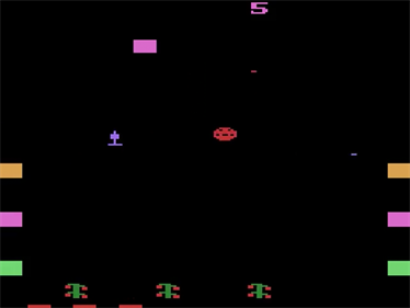 Revenge of the Beefsteak Tomatoes - Screenshot - Gameplay