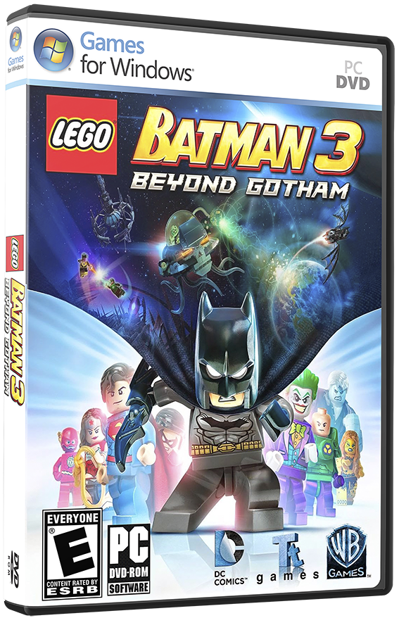LEGO Batman 3: Beyond Gotham Details - LaunchBox Games Database