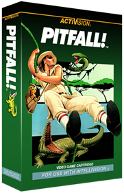 Pitfall! - Box - 3D