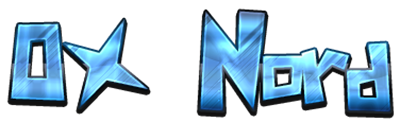0° Nord - Clear Logo