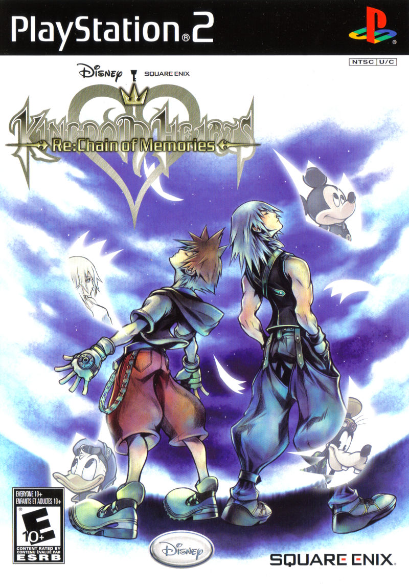 Kingdom Hearts Re Chain Of Memories Details Launchbox Games