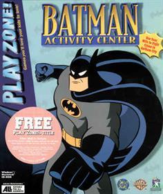The Adventures of Batman & Robin Activity Center