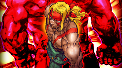 Street Fighter III 2nd Impact: Giant Attack - Fanart - Background