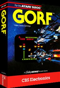 Gorf - Box - 3D