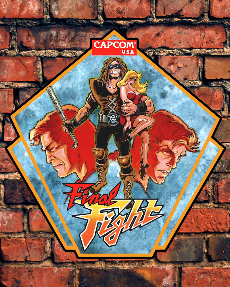 Final Fight Details - LaunchBox Games Database