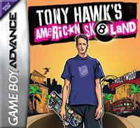 Tony Hawk's American Sk8land