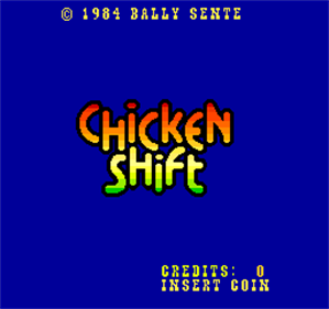 Chicken Shift - Screenshot - Game Title