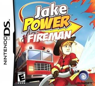 Jake Power: Fireman