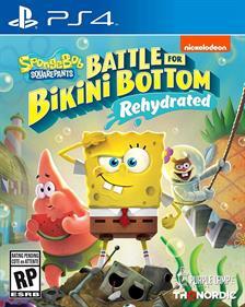 Spongebob Squarepants Battle For Bikini Bottom: Rehydrated