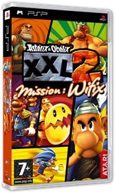 Astérix & Obélix XXL 2: Mission Wifix - Box - 3D