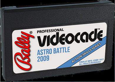 Astro Battle - Cart - 3D